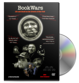 'BookWars' DVD with Extras for Home Use