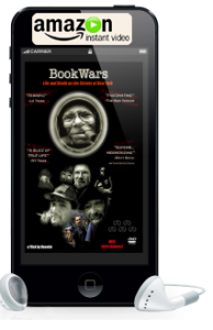 New York documentary on Amazon Video, 'BookWars'