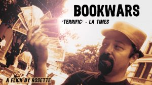 New York Documentary 'BookWars' on Amazon Video, Steam, and other platforms
