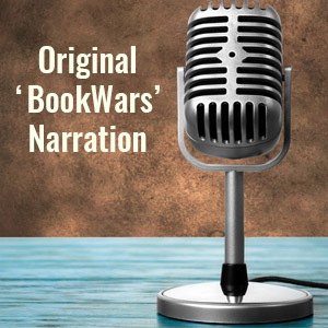 Listen to the original uncut narration for 'BookWars'